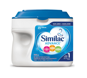 Similac Advance Step 1 Powder 658g