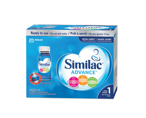 Similac Advance Ready to Use 6x235mL