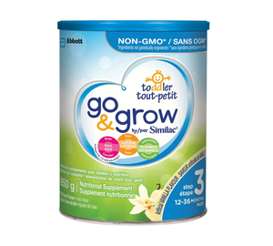 Similac Go & Grow Toddler Vanilla Flavour 850g