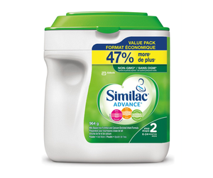 Similac Advance Step 2 Powder 964g