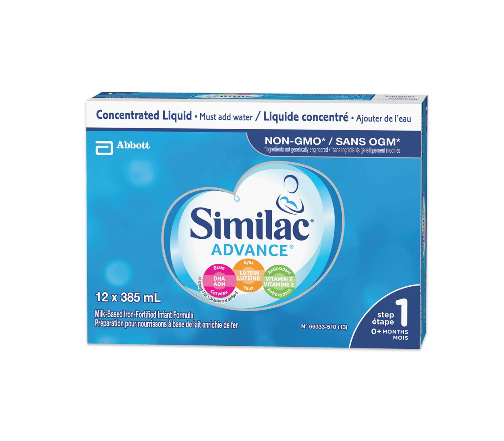 Similac Advance Concentrate 12x385mL