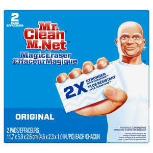 Mr. Clean Magic Eraser Original 2 Pads