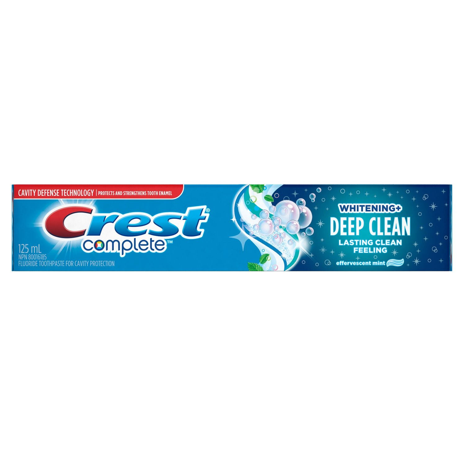 Crest Complete Whitening+ 125mL