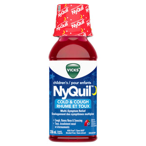Children's NyQuil Cold & Cough 236mL