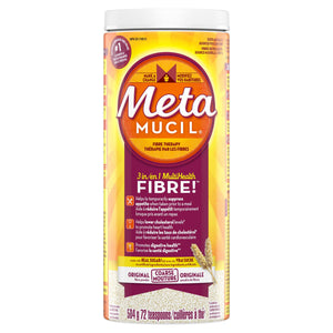 Metamucil Fibre Original Coarse 504g