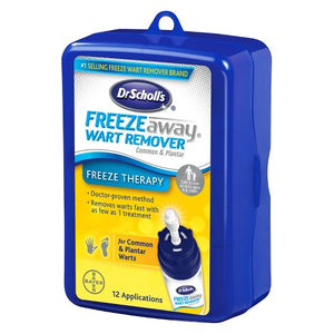 Dr. Scholl's Freeze Away Wart Remover 12 Treatments