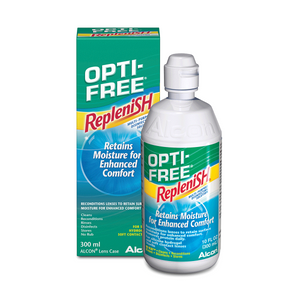 Opti-Free RepleniSH Multi-Purpose Contact Lens Solution