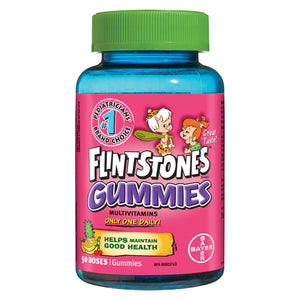 Flintstones Multivitamins 50 Gummies