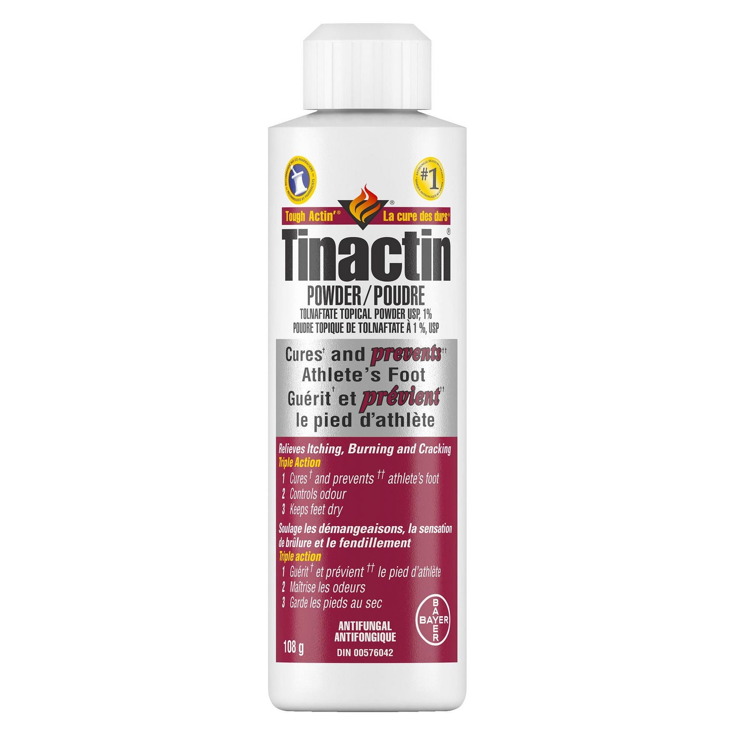 Tinactin Powder 108g