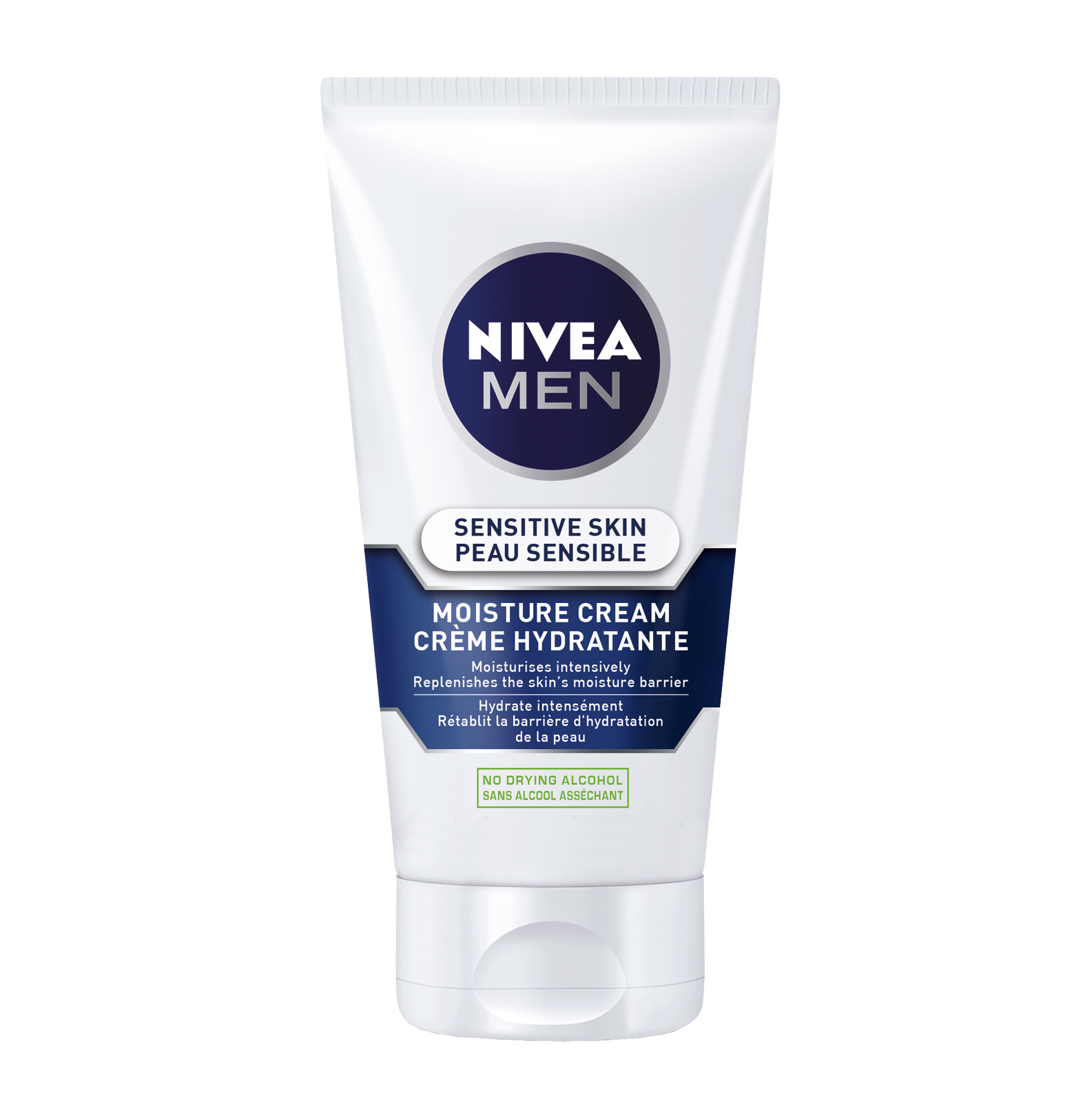 Nivea Men Sensitive Skin Moisture Cream 75mL