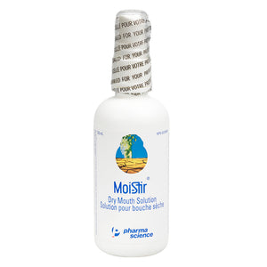 Moi-Stir Dry Mouth Solution 120mL