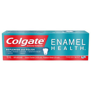 Colgate Enamel Health Anticavity Toothpaste 18mL Travel Size