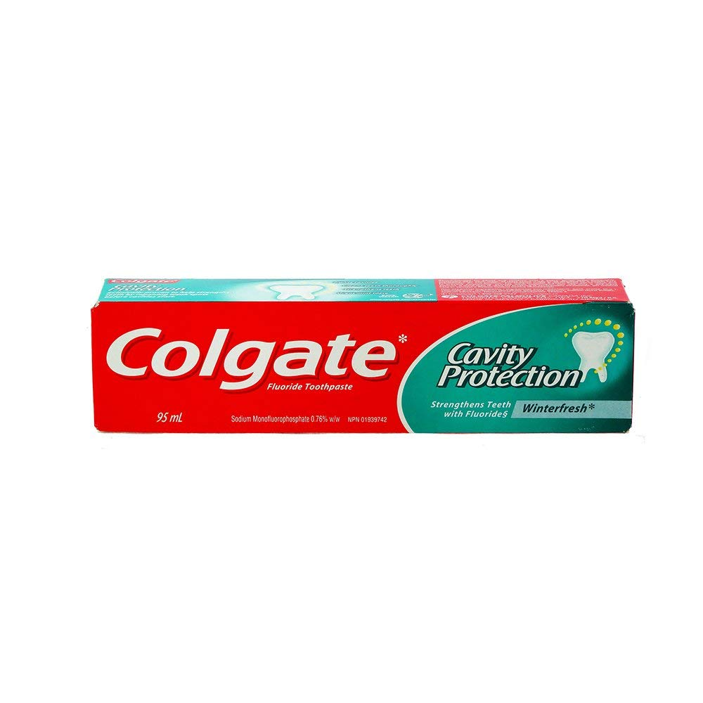 Colgate Cavity Protection Winterfresh Fluoride Toothpaste 95mL