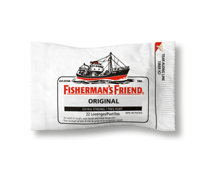 Fisherman's Friend Original Extra Strong 22 Lozenges