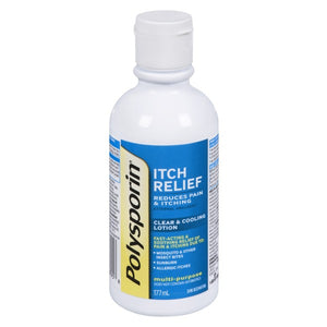Polysporin Itch Relief Lotion 177mL