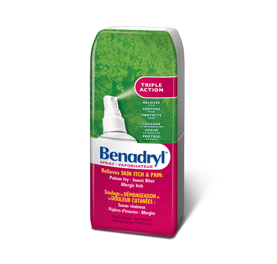 Benadryl Spray 59mL