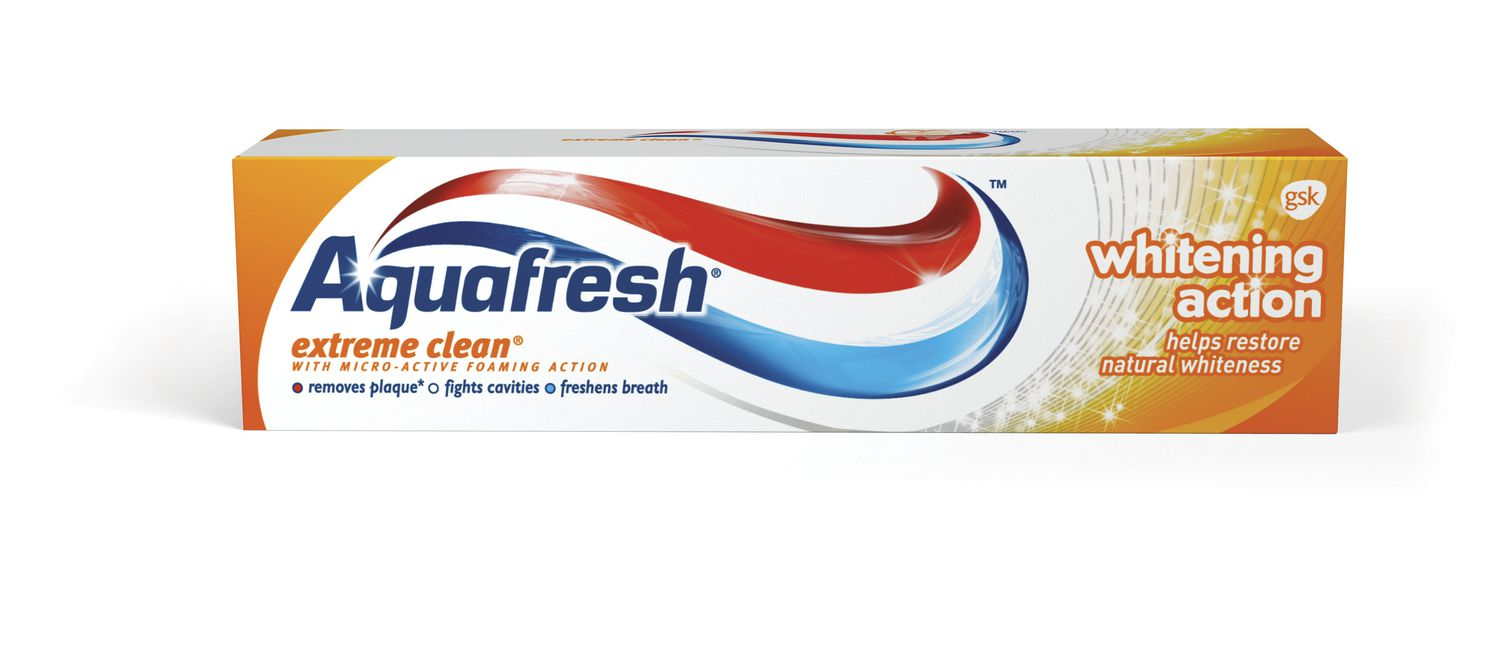 Aquafresh Whitening Action 90mL