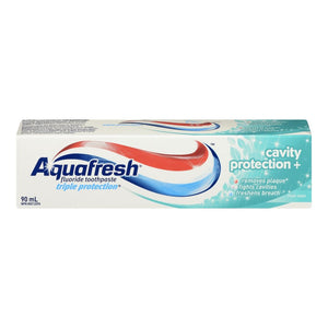 Aquafresh Cavity Protection + Fresh Mint 90mL