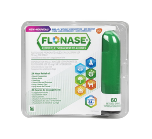 Flonase Allergy Relief 60 Metered Sprays