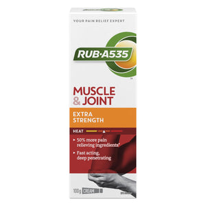 Rub-A535  Muscle & Joint Extra Strength Cream 100g