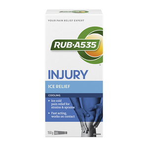 Rub-A535 Cooling Relief Ice Gel 150g