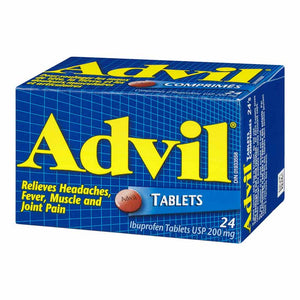 Advil 200mg Ibuprofen Tablets