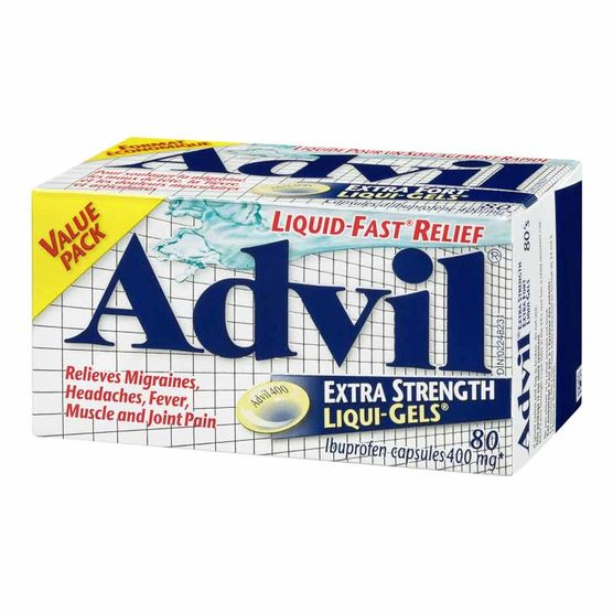 Advil Extra Strength Liqui-Gels 400mg