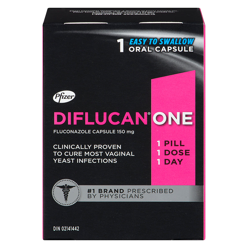 Diflucan One Easy to Swallow Oral Capsule