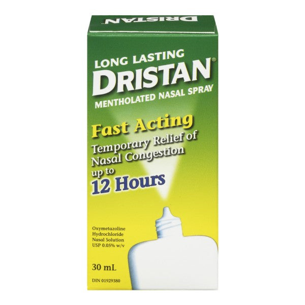Dristan Fast Acting Mentholated Nasal Spray