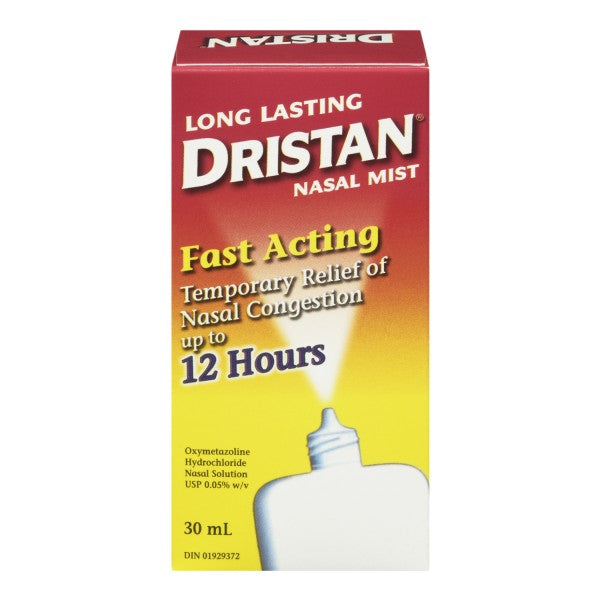 Dristan Fast Acting Nasal Mist