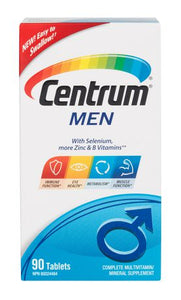 Centrum Men Multivitamin 90 Tablets