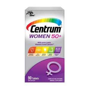 Centrum Select Essentials Women 50+ Multivitamin 90 Tablets