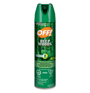 Off! Deep Woods Insect Repellent Pressurized Spray 230g