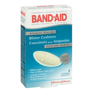 Band-Aid Advanced Healing Blister Cushions 6