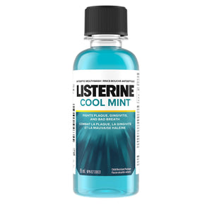 Listerine Cool Mint Antiseptic Mouthwash 95mL