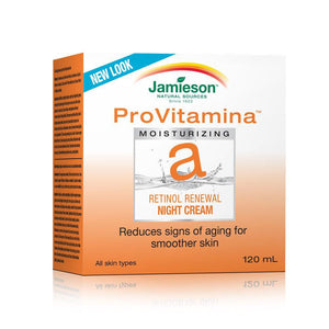 Jamieson ProVitamina Retinol Renewal Night Cream 120mL