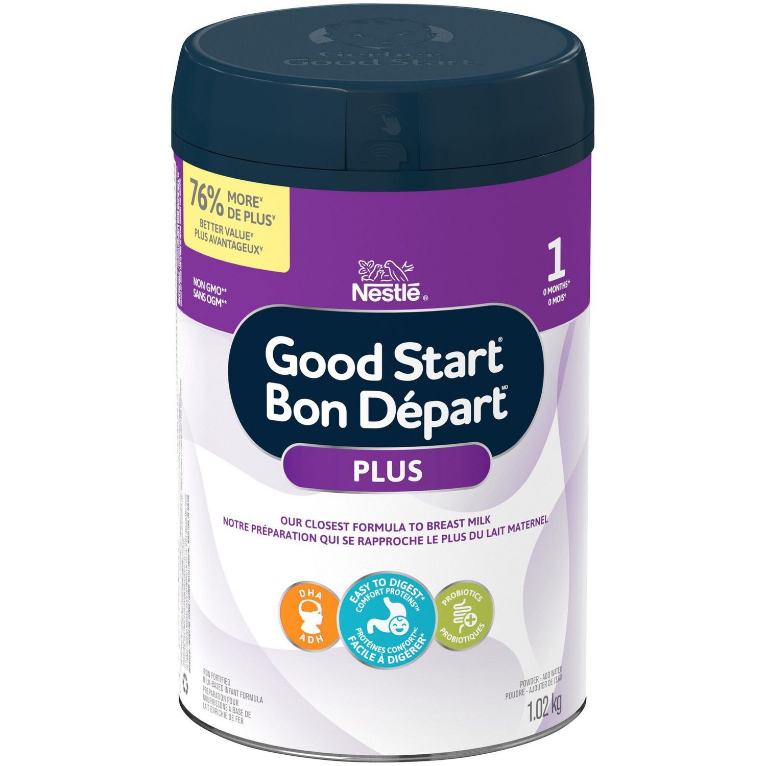 Nestlé Good Start 1 Probiotic 1.02 kg
