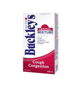 Buckley's Original Mixture Cough & Congestion 200mL