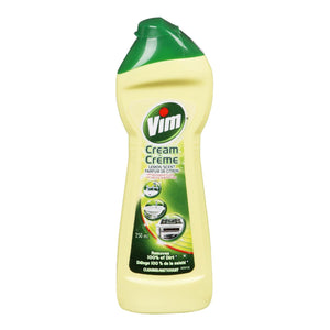 Vim Cream Lemon Scent 250mL