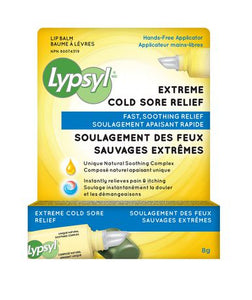 Lypsyl Extreme Cold Sore Relief 8g
