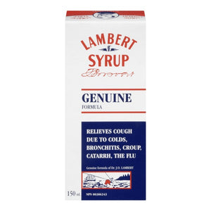 Lambert Syrup Genuine Formula 150mL