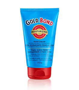 Gold Bond Moisturizing Foot Cream 113g