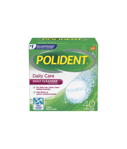 Polident Daily Care Daily Cleanser for Dentures