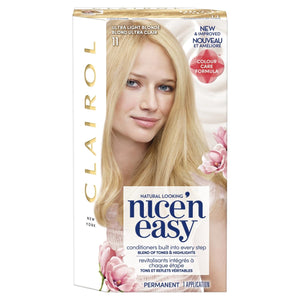 Clairol Nice'n Easy Permanent Hair Colour