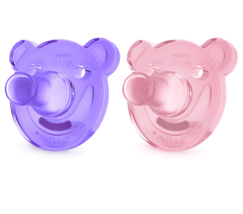 Philips Avent Soothie Shapes 2 Pack