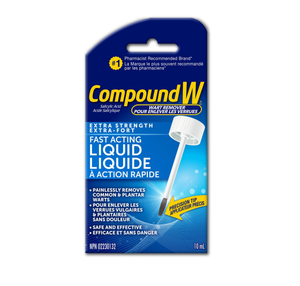 Compound W Extra Strength Fast Acting Liquid 10mL