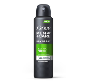 Dove Men+Care Dry Spray Antiperspirant 107g