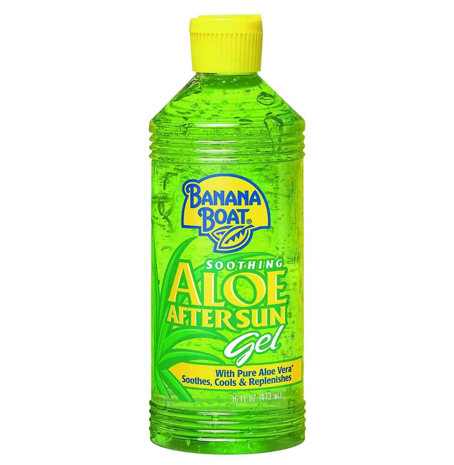 Banana Boat Soothing Aloe After Sun Gel 480mL