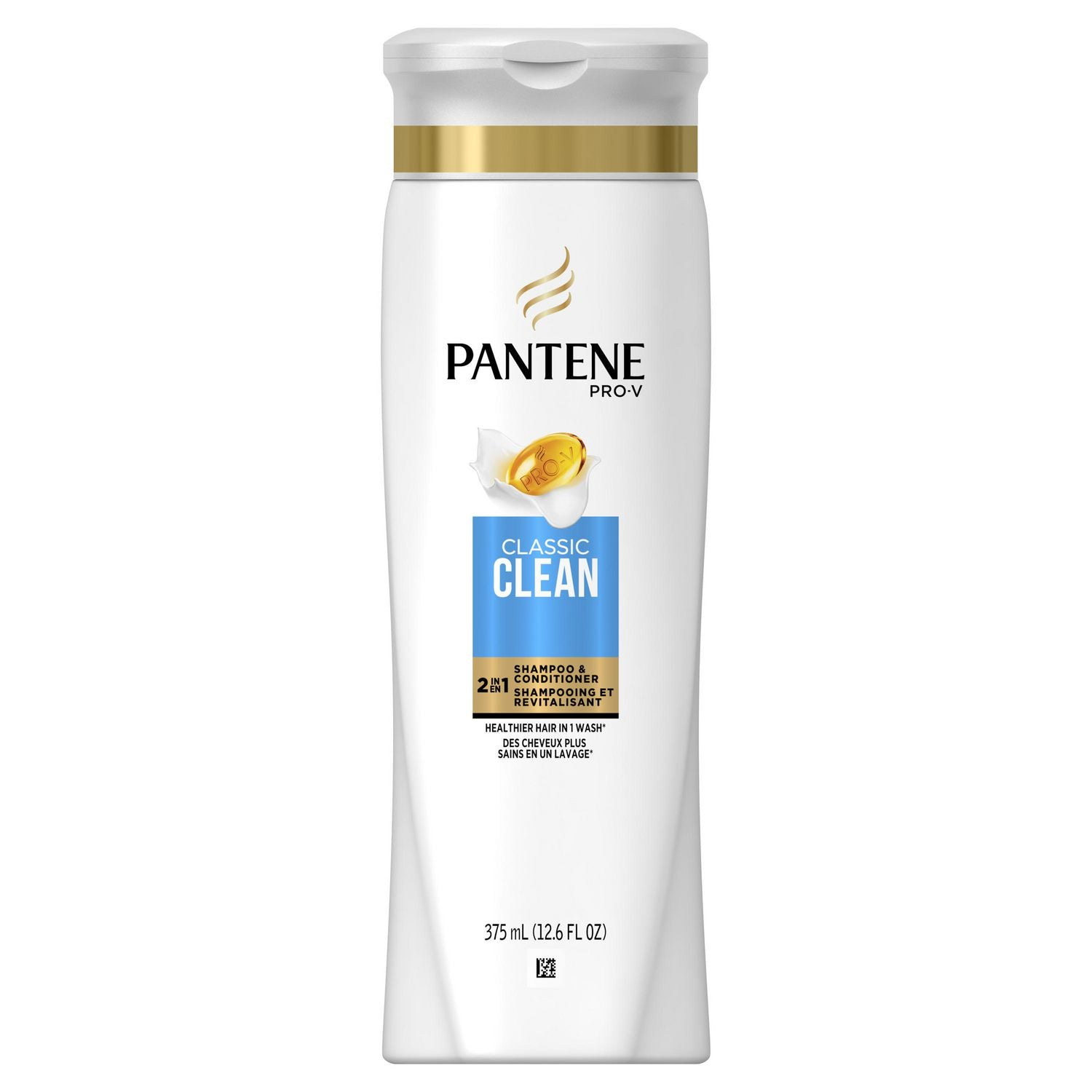 Pantene Pro-V Classic Clean 2in1 Shampoo & Conditioner 375mL