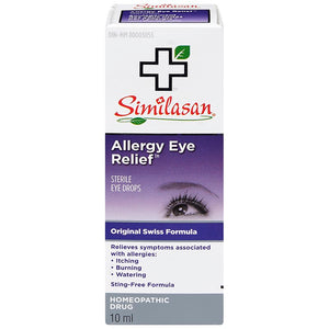 Similisan Allergy Eye Relief Eye Drops 10mL